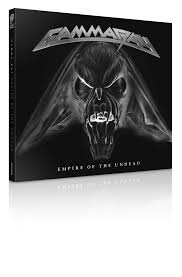 <b>Gamma Ray</b> - <b>Empire</b> Of The Undead - TM Stores