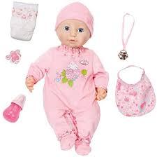 <b>Zapf Creation</b> 794401 <b>Baby Annabell</b> Doll by <b>Zapf Creation</b> ...