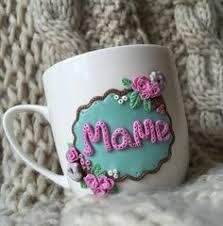 <b>mug cup</b>: лучшие изображения (46) | <b>Кружка</b>, Полимерная глина ...