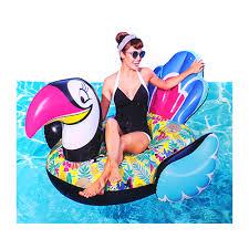 BESTWAY <b>Тукан для катания надувной</b> Disney, PVC, 207см x ...
