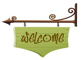 Image result for welcome png