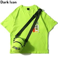 <b>Dark Icon</b> Captain Line Face Long Sleeved T shirt Men <b>Round Neck</b> ...