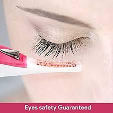OH GUAPA Electric Heated Eyelash Curler, Portable ... - Amazon.com
