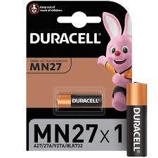 <b>Батарейка</b> щелочная Duracell Specialty MN27 12V (<b>A27</b>/27A/V27A ...