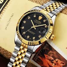 <b>TEVISE Men</b> Brand <b>Watch Fashion</b> Luxury Wristwatch Waterproof ...