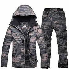 Men or <b>Women Snow</b> Jackets <b>Snowboarding sets Winter</b> Outdoor ...