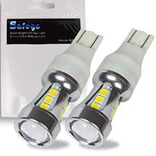 T15 W16W Led Car Bulb - Safego <b>2pcs</b> 921 912 <b>Super Bright</b> LED ...