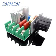 2000W Thyristor Electronic <b>Dimmer 220V Silicon</b> Controlled ...
