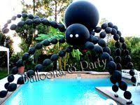 <b>Halloween Balloon</b> Decor | 40+ articles and images curated on ...