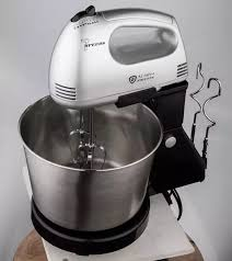 Heavy Duty Mixer <b>Electric</b> Beater for Dough Cakes Bread <b>Egg</b> Stand ...