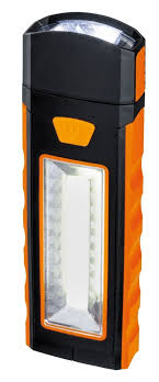 <b>Фонарь</b> Work light Orange/Schwarz Kunststoff <b>Paulmann 78970</b> ...