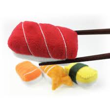 Organic Catnip Sushi <b>Cat</b> Toy | <b>Neon</b> Dog