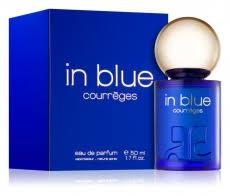 Женские духи <b>Courreges</b> In Blue, артикул 1866: цена, отзывы, фото