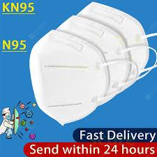 <b>KN95 Disposable Masks N95</b> Face <b>Mask</b> Anti-Dust Safety <b>Protective</b> ...