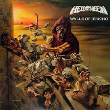 <b>Helloween</b> - <b>Walls</b> Of Jericho (1985, Vinyl) | Discogs