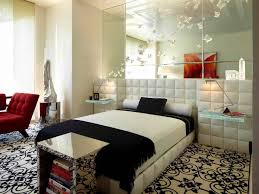 decoration cool monochromeatic nuance at modern bedroom which is equipped with diy mirror ideas sized bedroom large size cool