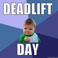 Image result for deadlift wednesday fun