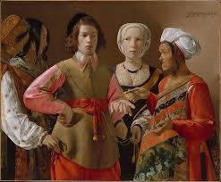 Шулера и святые Жоржа де Ла Тура (1593-1652) : philologist ...