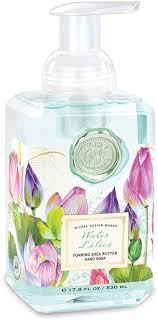 <b>Michel Design Works</b> Water <b>Lilies</b> Foaming Soap: Amazon.ca: Beauty