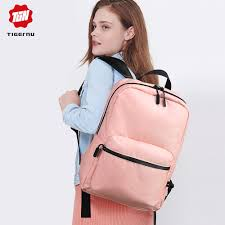 Tigernu <b>Women</b> High Quality <b>School Backpacks</b> Casual Soft Light ...