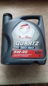 Обзор от покупателя на <b>Моторное масло TOTAL</b> Quartz INEO ...