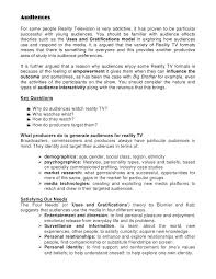 disadvantages of reality television essays   essay for you  disadvantages of reality television essays   image