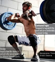 Neoprene <b>knee sleeve</b> (<b>7mm</b>) – wodarmour