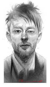 Thom Yorke,king of melancholia . by ali-kiani-amin Thom Yorke,king of melancholia . - thom_yorke_king_of_melancholia___by_ali_kiani_amin-d5kqbag