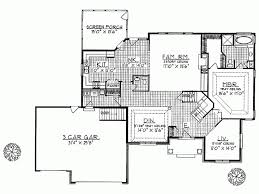 Eplans New American House Plan   Modern Two Story Home      Level