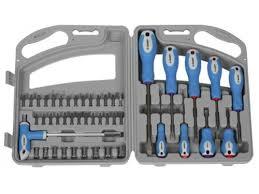 Купить набор инструментов <b>Зубр 25283</b>-<b>H46</b> (<b>отвертки</b>) по цене ...