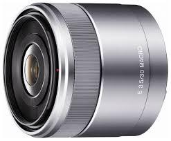 Отзывы Sony 30mm f/3.5 Macro E (<b>SEL</b>-<b>30M35</b>) | <b>Объективы Sony</b> ...