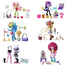 Купить Hasbro My Little Pony B4909 <b>Equestria Girls Мини</b>-<b>кукла</b> с ...