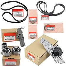 OEM Engine Timing Belt Kit with <b>Water</b> Pump <b>for Honda Acura</b> ...