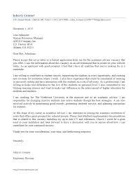 Academic Advisor Cover Letter   Freewordtemplates net Cover Letter   Academic Advisor