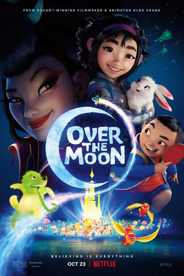 Over the Moon (2020) Dual Audio {Hin-Eng} 480p | 720p| 1080p