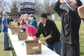 home milk chug contest chromebooks in high school