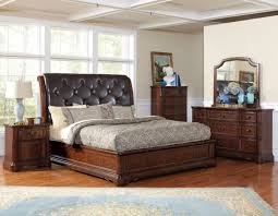 furniture creative king bedroom sets high quality including king bed frame with mattress aside chocolate brown brown leather bedroom furniture