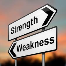 a strength overdone can become a weakness scott miker