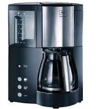 <b>Melitta OPTIMA</b> Glass Timer Black — <b>капельная кофеварка</b>, купить