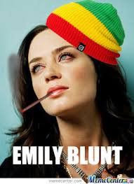 Emily Blunt, Ladies And Gentlemen. by therainbeau - Meme Center via Relatably.com