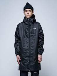купить <b>Куртка Molotov</b> Long <b>Taslan</b> черный в Москве и Санкт ...