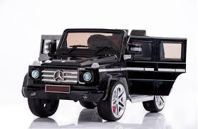 <b>Радиоуправляемый детский электромобиль</b> Mercedes Benz G55 ...