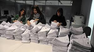 Lista admitidos oposiciones Junta Extremadura próximo martes