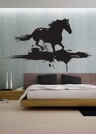 <b>Modern Horse</b> - uBer Decals Wall Decal Vinyl Decor Art Sticker ...