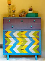 original joanne palmisano_chevron painted dresser before_v chevron painted furniture