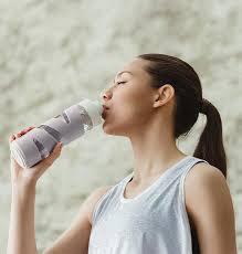 Купить Умная <b>бутылка для воды</b> Bellabeat Spring, фиолетовый ...