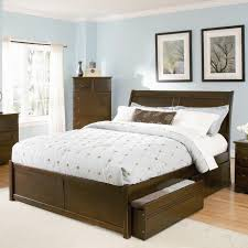 teak hardwood flooring bedroom