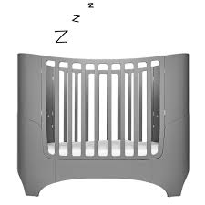 Leander <b>baby</b> cot - Converts into a toddler bed - See how