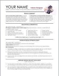 about interior design resume   sales   interior design   lewesmrsample resume  interior design resume sle