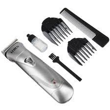 <b>Машинка для стрижки волос</b> LEBEN, регулируемая насадка, 8 ...